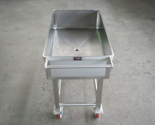 Chees Tray on Wheels Xcell Engineering