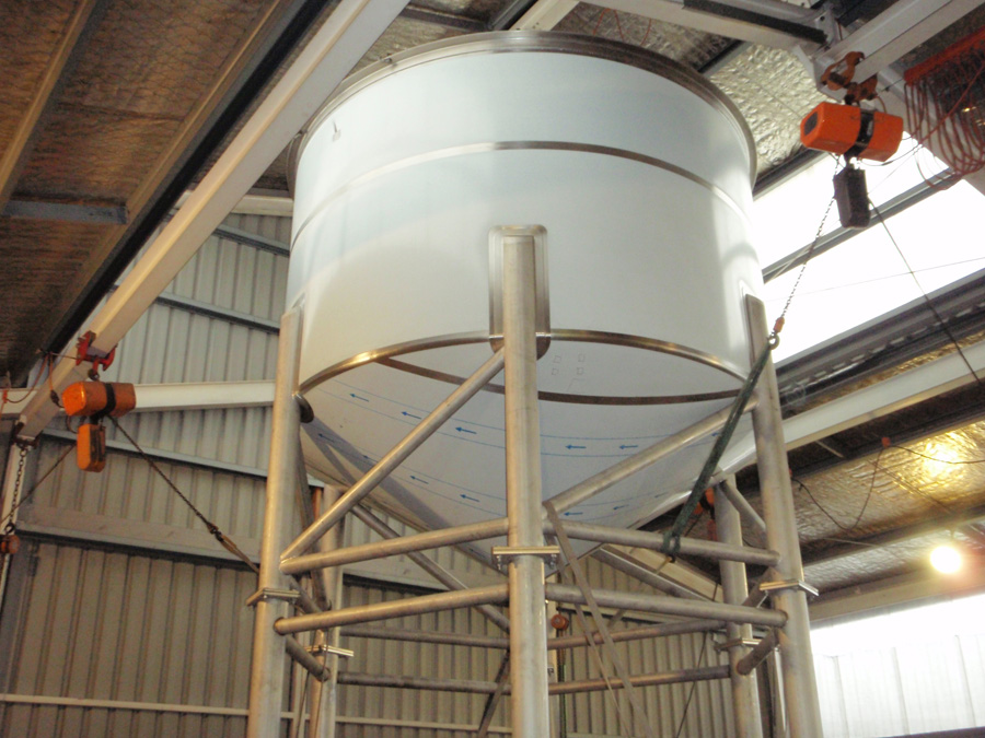 Stainless Steel Tanks Xcell Engineering